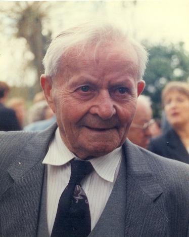 Pierre Migeon, my husband's grandfather